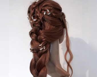 Elven braided wig LOTR Cosplay