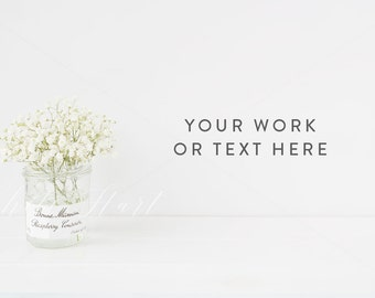 Floral Rustic Stock photography -High Res Jpeg file 300Dpi - Quotes, headers, banners, blog posts, templates and mock ups