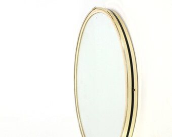 Little oval mirror,  France, 1960's.