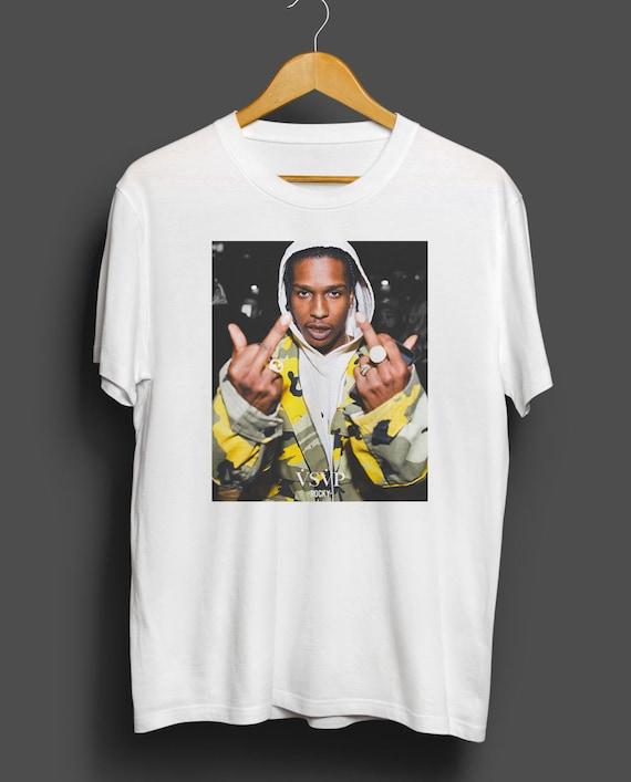 1015fae35a8 ASAP Rocky men's tshirt