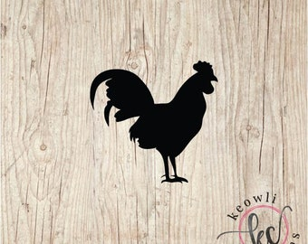 3bacba540e38 Rooster decals | Etsy