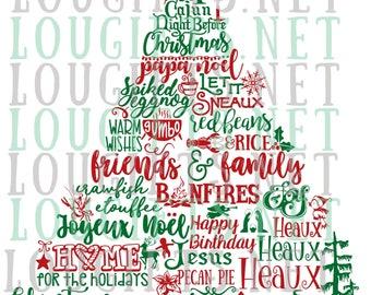 Cajun Christmas.Cajun Christmas Etsy