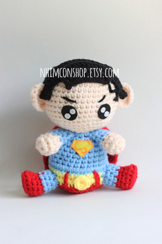 Superman Batman Chibi Plushie Stuffed Toy Doll from Marvel gift ...   855x570