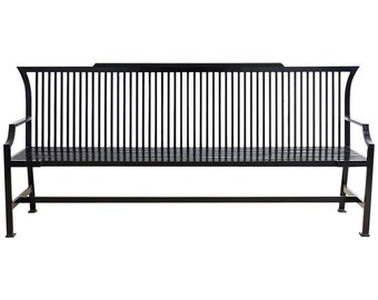 Park Bench Metal Leg Kit For Diy Bench Metal Frame 15 3 4