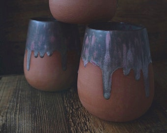 Ceramic Drip Tumbler
