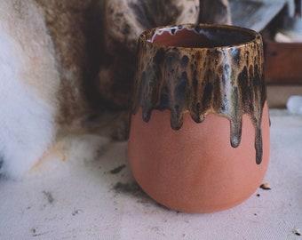 Ceramic Tortoiseshell Tumbler II
