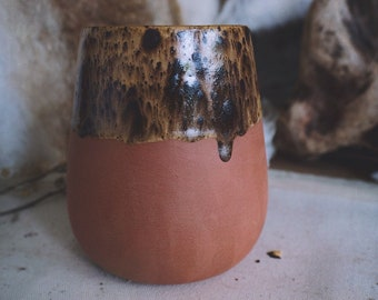 Ceramic Tortoiseshell Tumbler III