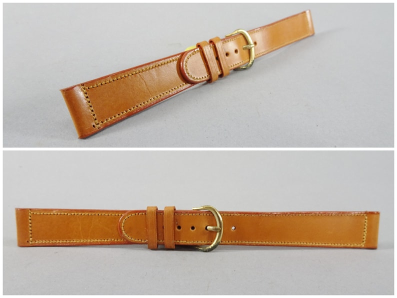 20f584e0d279 Original 1930s 1940s Vintage 15mm CHIC Citation Watch Strap