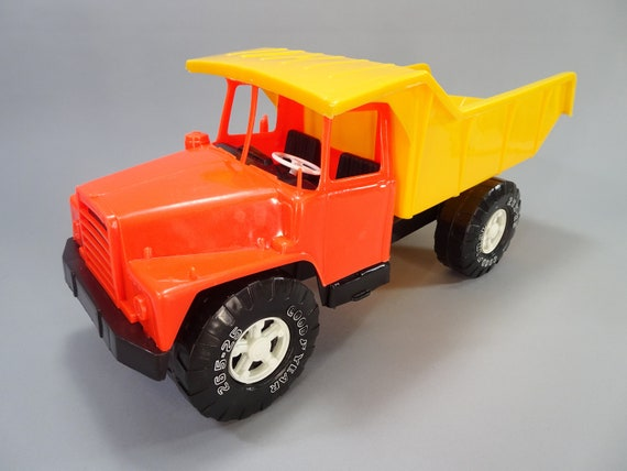 Basculante 788 In Made Toys À Gay Benne Camion Plastique Article En f67yYvgb