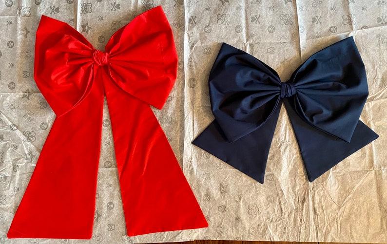 Cosplay Bow Hair Bow Butt Bow Sailor Moon Bow Custom Bow