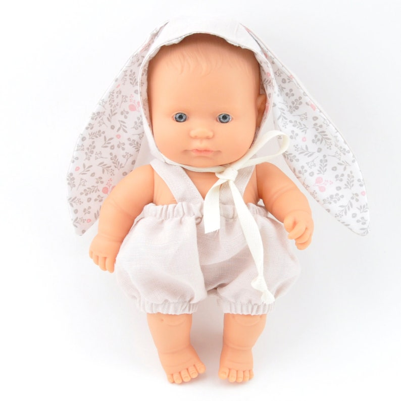 06f09ee7251 Baby miniland doll clothes baby miniland clothing linen