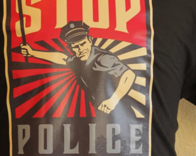 Stop Police Brutality Now