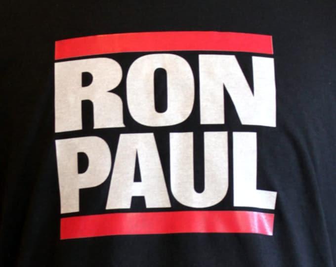 Ron Paul - run dmc