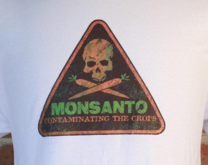 Monsanto Contaminating the Crops