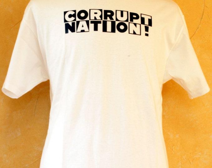 Corrupt Nation!