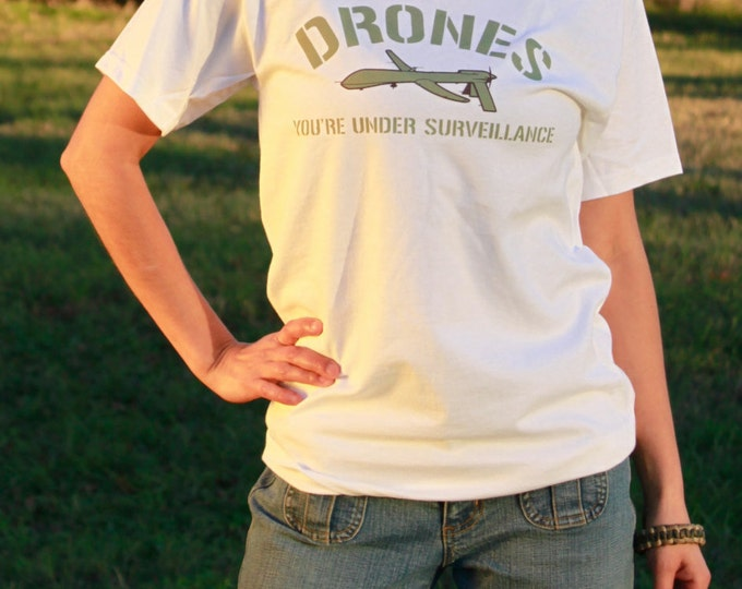 Drones You're Under surveillance