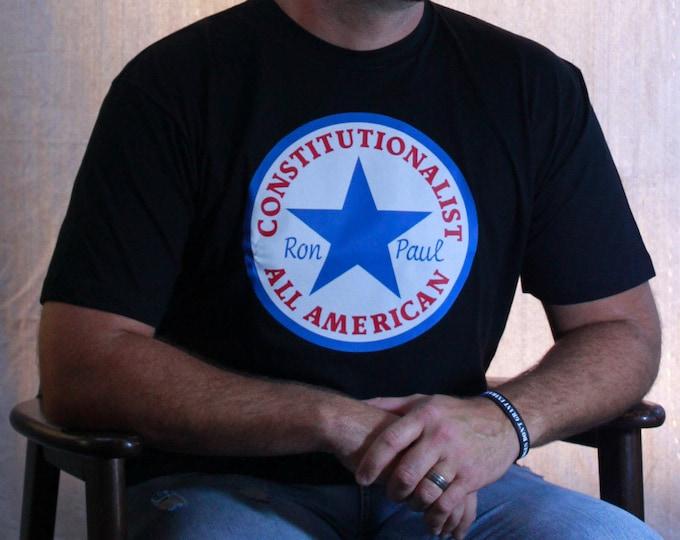 Ron Paul All American Constitutionalist