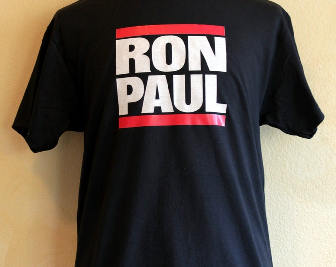 Ron Paul - run dmc