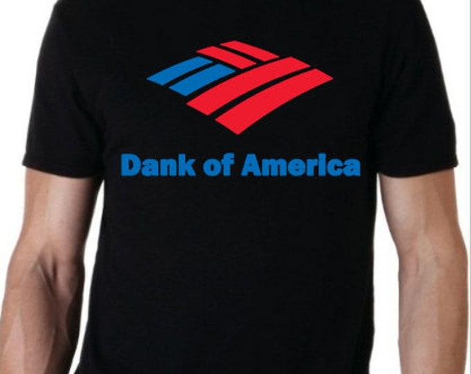 Dank of America Bank of America