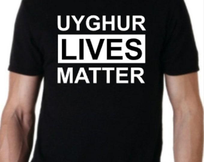 Uyghur Lives Matter