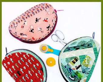 Zip It: A Zipper Pouch Pattern