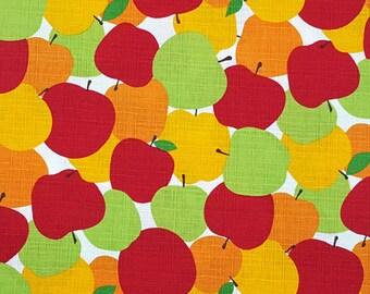 Apple Fabric: Seven Islands Fabrics