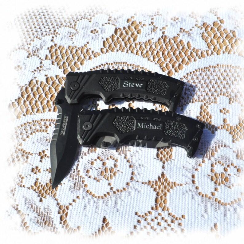 Pocket Knife  Engraved Best Man Gift  Engraved Knife  Best image 0
