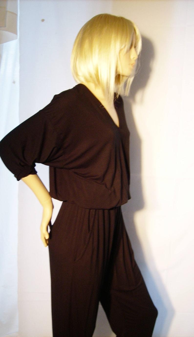 b17e3cb078 Black Jumpsuit pants her dress summer beach women