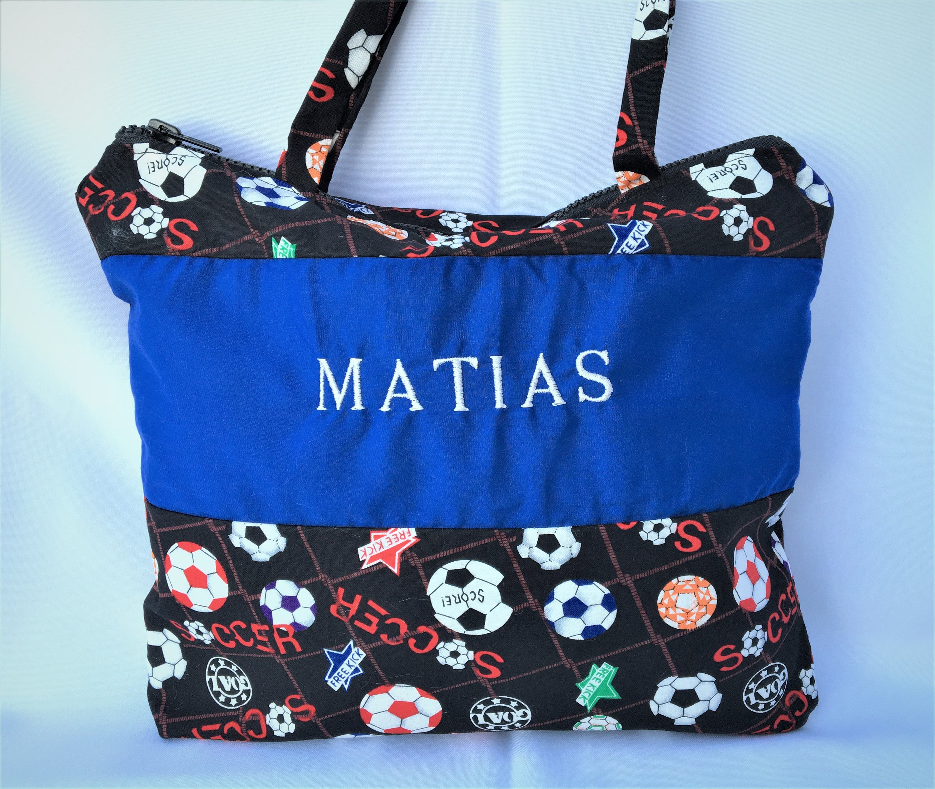 Personalized Fabric Bags