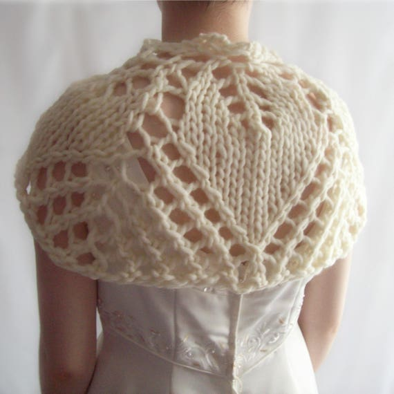 Bridal capelet Knitted Cape Pink Cape Knit Shawl Pink lace capelet Gift for Mum Birthday Gift, Lace capelet Gift for Her