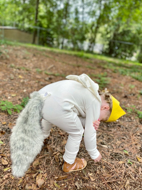 Where the wild things are Wolf Tail