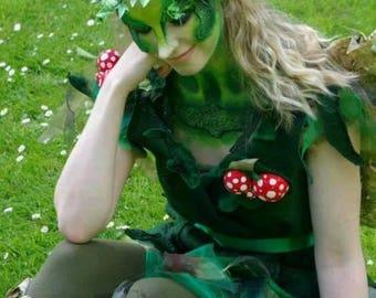 Fairy elf pixie nose tip latex