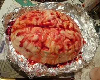 False Brain Prop, latex