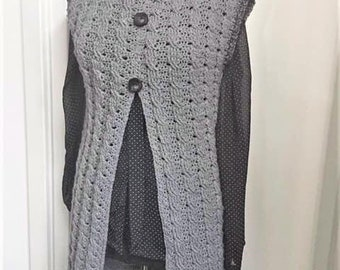 Crochet Pattern Tunic FAY