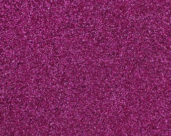 FINE glitter fabric sheet. Purple A4 sheet. JR09144