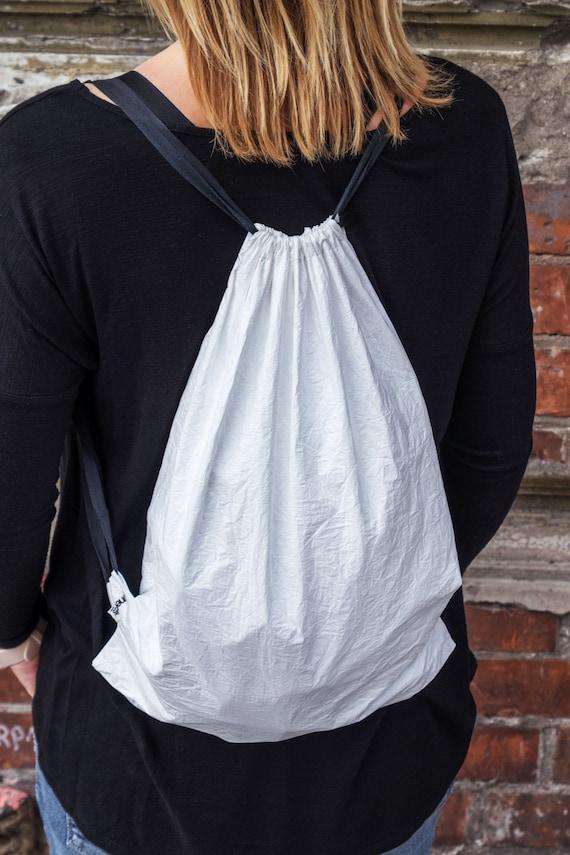 Waterproof Tyvek® Backpack   Etsy 9d171f8adc