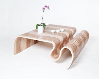 Large Crazy Carpet Table