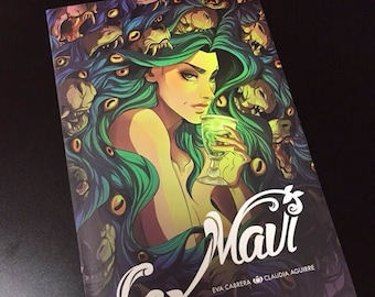 MAVI: The Graphic Novel