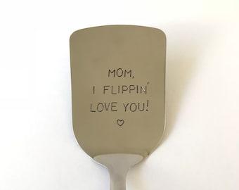 Custom Spatula Christmas Gift Best Selling Item Mom Birthday Boyfriend Personalized