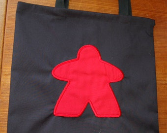 Meeple Tote Bag - choose your colour