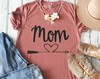 Mom Shirt - Mom gift - Cute motherhood tshirt - Mom Gift - Gift for mom - Mom unisex tshirt - mommy shirt - cute mom tee - mothers day gift