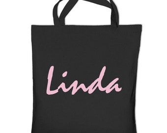 custom name tote bag, bride and bridesmaid party totes, custom name bridesmaid bags, pink, white, black, purple, pink, orange, green, blue