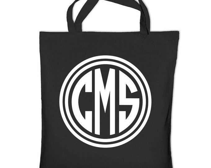 Monogram tote Bag , Bridal Party totes , Bridesmaid Maid Of Honor , Matron of Honor Gifts,  Destination Weddings , Thank you gifts , arrival