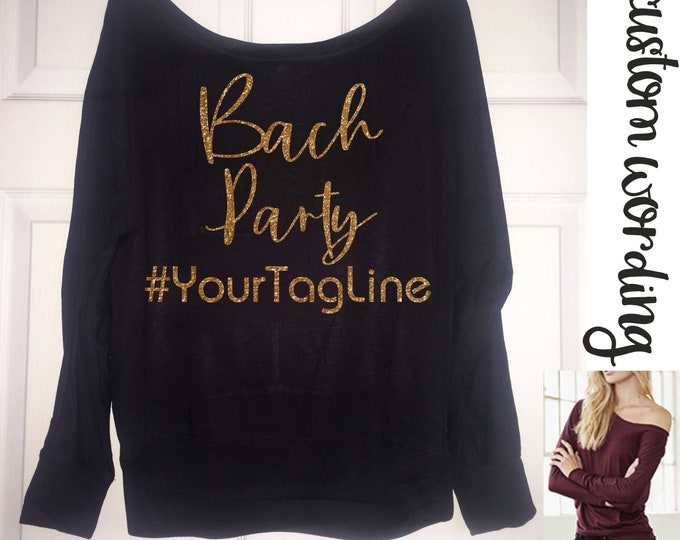 Bachelorette Party shirts Maroon , Bridesmaid t shirt , Wedding Shirts , bridesmaid slouch shirt , gold , black , maroon wedding t-shirt