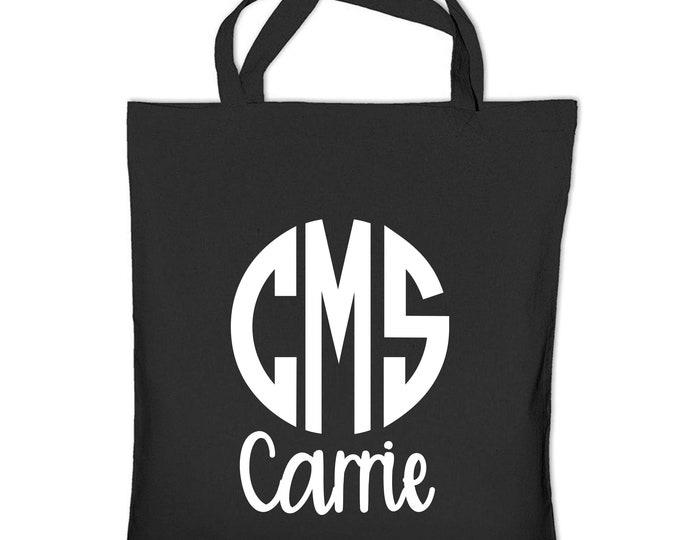 Bridesmaid tote bag / Bridal Party bags / Canvas custom bridesmaid tote / Personalized monogrammed bag / Monogram bags / Bridesmaid gifts