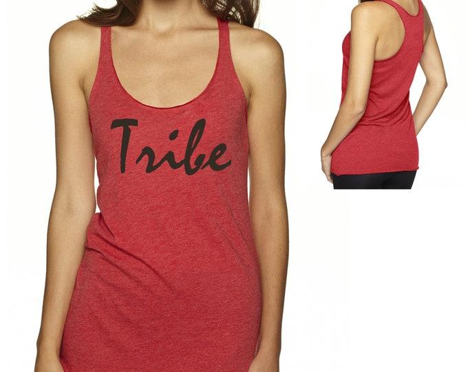 Tribe Tank - Tribe Tank Tops - Bachelorette Shirts Tees - Racerback Bridesmaid tribe Tanks - Small , Medium, large, XL , xxl -
