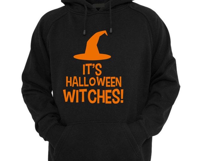 Halloween Sweatshirt / Cute halloween sweatshirt / Wine Sweatshirt / Witch Way To the Wine Hoodie / Fall Sweatshirts / Womens witch sweater