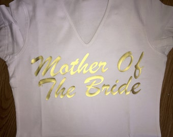 Custom Bridesmaid loose Tank Top . Bridesmaid Tanktops . Maid of Honor, Matron of honor, Team Bride, Bride's Entourage, Mother of the Bride.