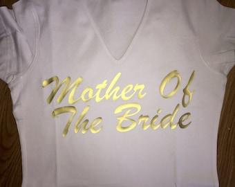 Custom Bridesmaid loose Tank Top . Bridesmaid Tanktops . Maid of Honor, Matron of honor, Team Bride, Bride's Entourage, Mother of the Bride.