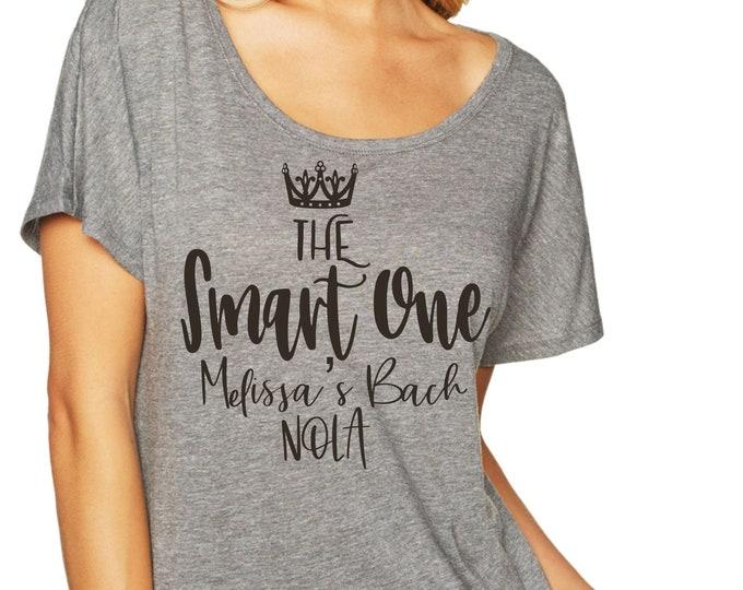 Customized bachelorette party tshirts, cute bachelorette party shirt , bridesmaid tshirt , the drunk one shirts, personalized tshirts